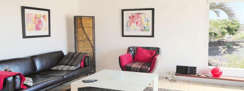 Lanzarote Finca Miramar Casa